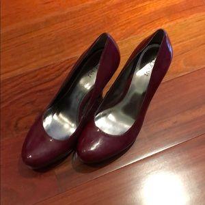 Red Alfani Heels